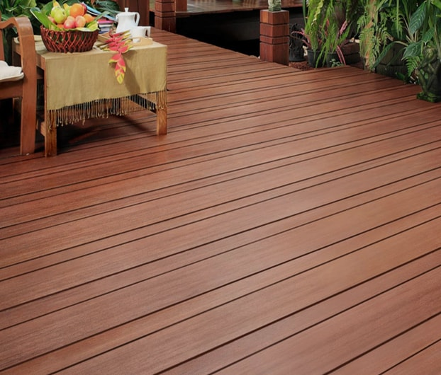 Installation service of CONWOOD Decorative Deck and CONWOOD Deck