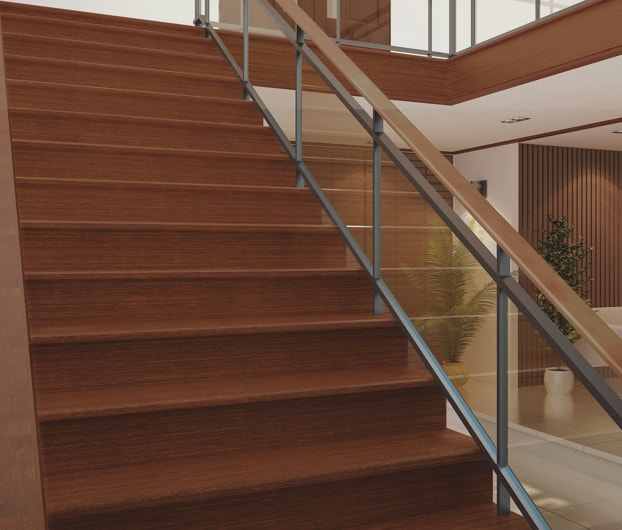 Installation service of CONWOOD Stairs