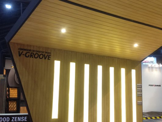 CONWOOD Decorative Panel V Groove