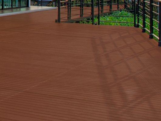แผ่นไม้อเนกประสงค์ คอนวูด 1.2x2.4 เมตร รุ่นเซาะร่อง หน้า 4 นิ้ว